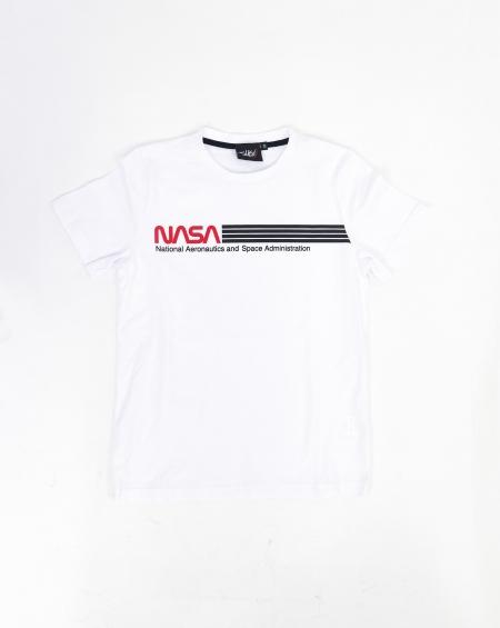 T-SHIRT BAMBINO NASA
