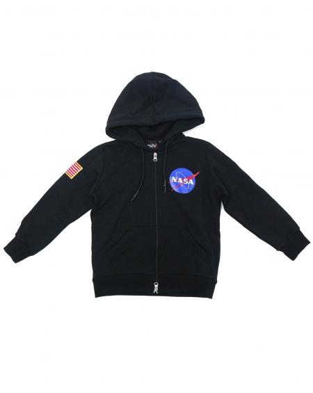 FELPA BAMBINO NASA