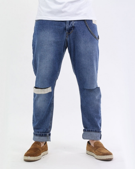 JEANS UOMO OVER-D